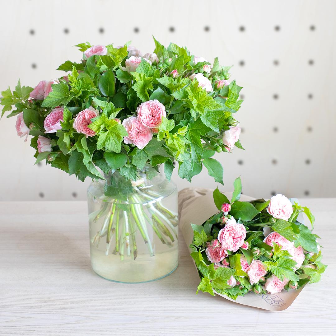 Comment prendre soin de ses Roses en vase ?