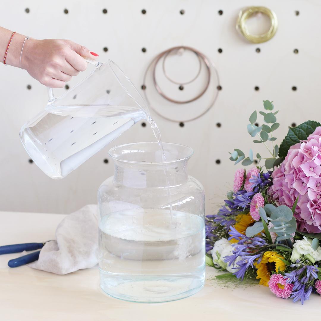 Période de fortes chaleurs: comment bien prendre soin de ses fleurs?