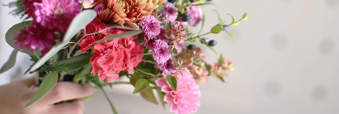 Des bouquets pas comme les autres