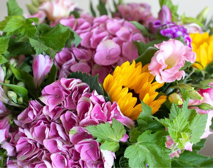 Bouquet de saison 100 % français