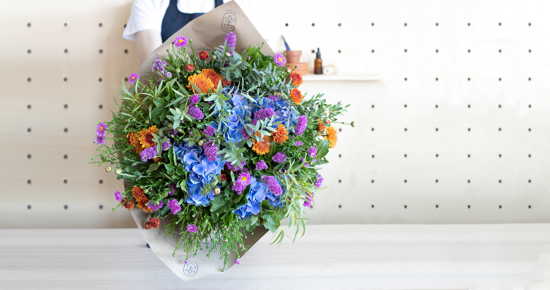 Les plus belles fleurs de saison : En direct du Producteur